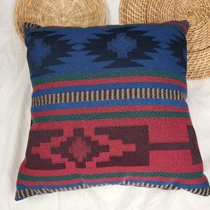 Southwestern pattern pillow